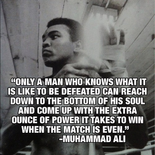 Cassius Clay Muhammad Ali Frases En Inglés Dispuesto A
